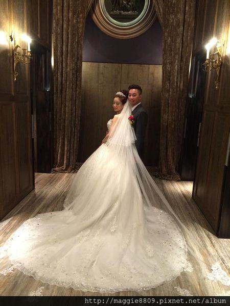 新秘,Emily,君品酒店,婚宴,禮服,林莉婚紗,氣質美女
